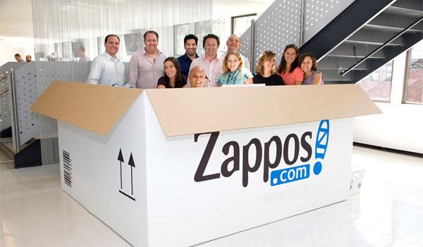 Tuyển dụng nhân sự tại Zappos