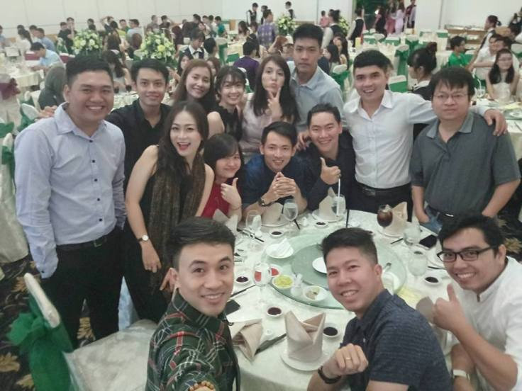 Year End Party tại giaohangnhanh