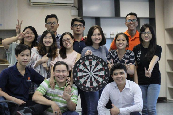 Team Business Development tại AhaMove