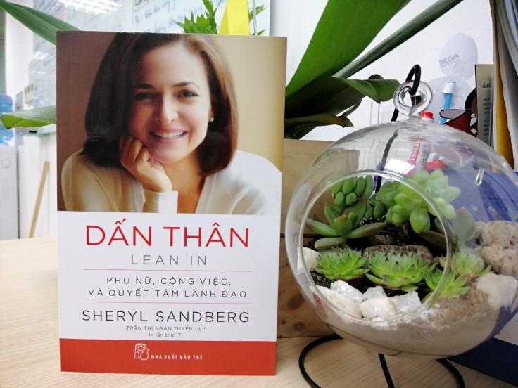 Dấn Thân của Shanryl Sandberg