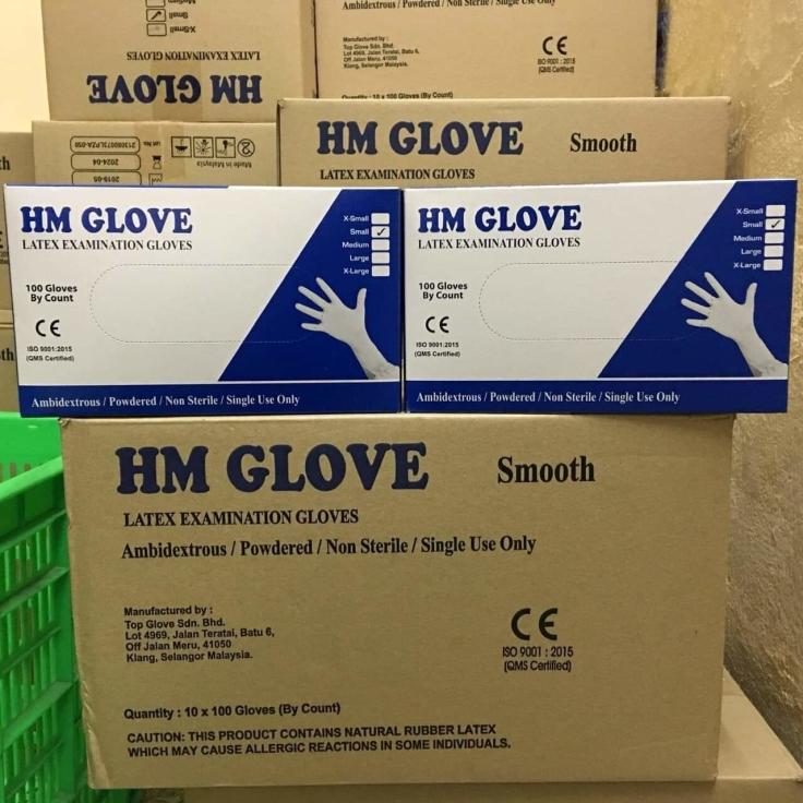HM Gloves