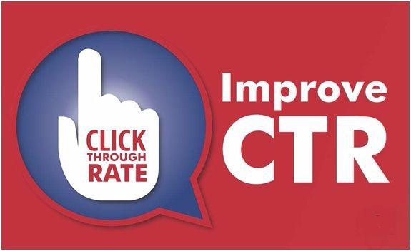 Cách cải thiện chỉ số CTR