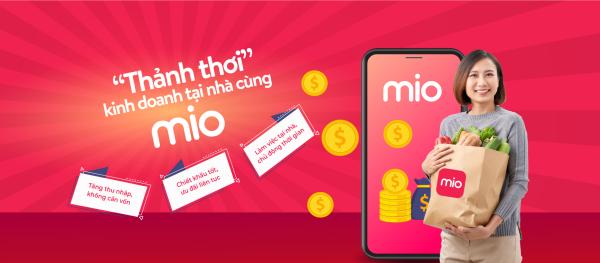 Kiếm tiền Online trên App MIO