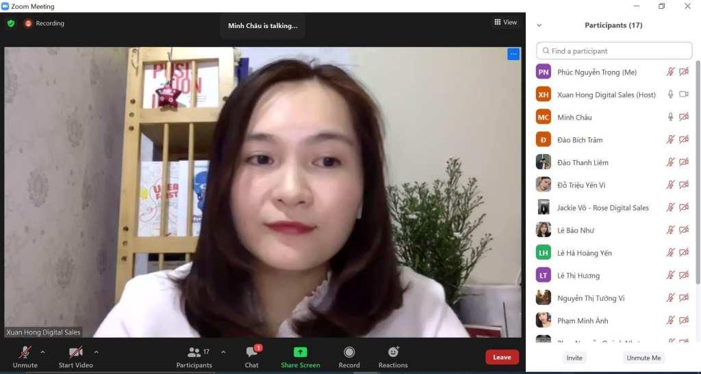 Xây dựng thương hiệu cá nhân Online và Offline